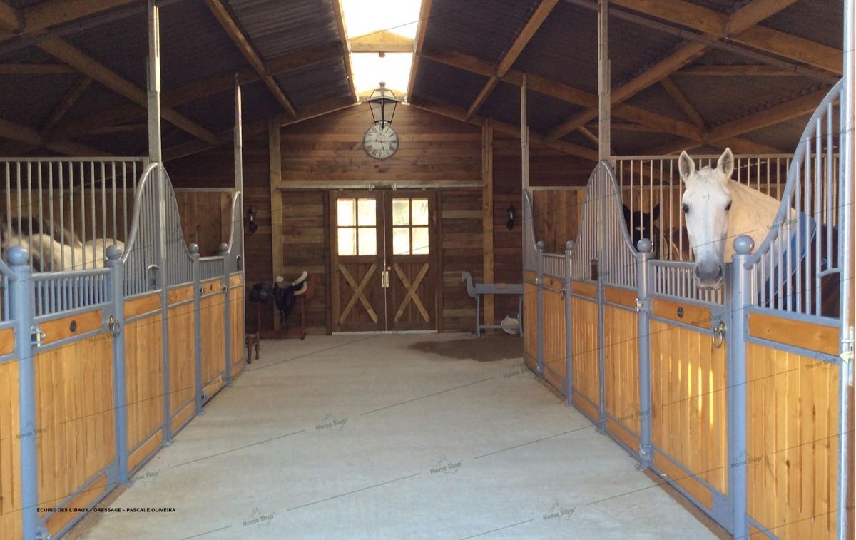 Barns Chevaux Sur Mesure Horse Stop