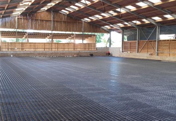 Le centre équestre de Savigny opte pour la subirrigation Aqua+