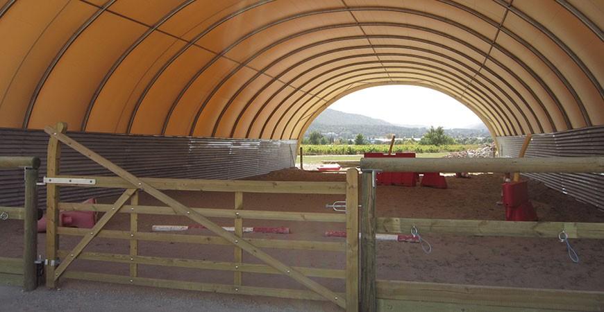 Tunnel de stockage Hors'Abri
