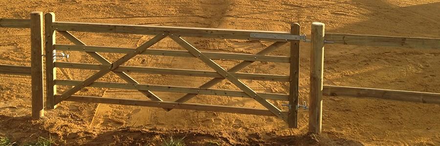Portails bois Saumur