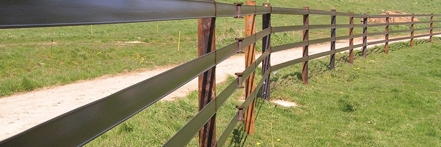 Clôture chevaux Hors Rail