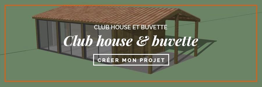 club house buvette cabine de jury