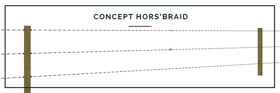 Concept Hors' Braid