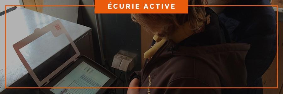 gestion automatisée de l'écurie active