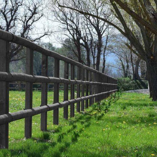 Clôture Bois Normandie