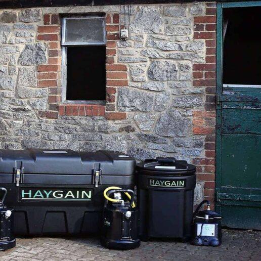 Purificateur de foin Haygain