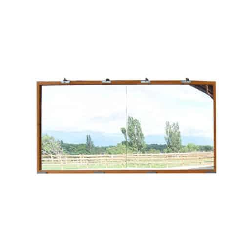 Miroir de manège